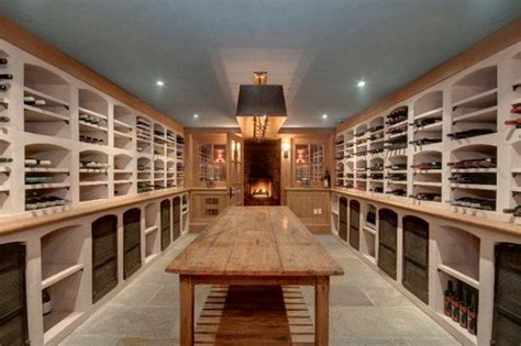 Wine Cellar Dining Room by