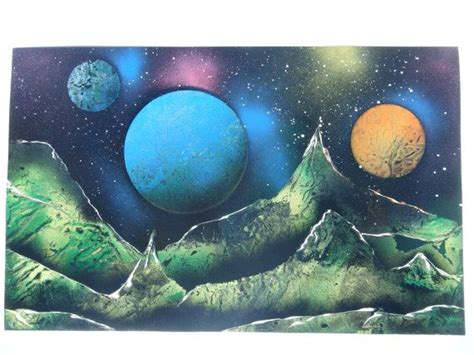 spray paint planets 17 best images about montana spray paint and on