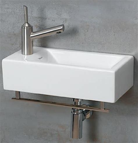 Small Wall Mount Sinks by Small Wall Mounted Sink A Choice For Space