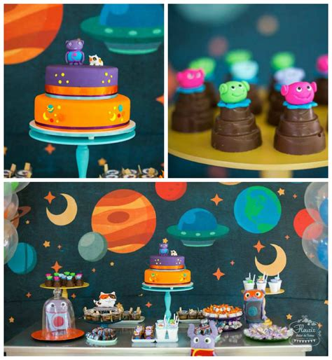 home party decorations kara s party ideas home inspired alien birthday party