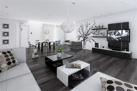 Modele De Decoration Salon by D 233 Coration Salon Moderne Blanc Exemples D Am 233 Nagements