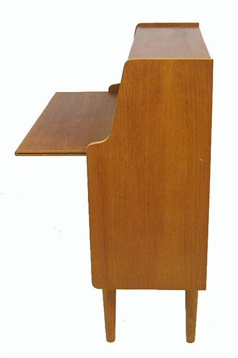 small teak writing desk 1960s small teak writing desk bureau hoopers modern