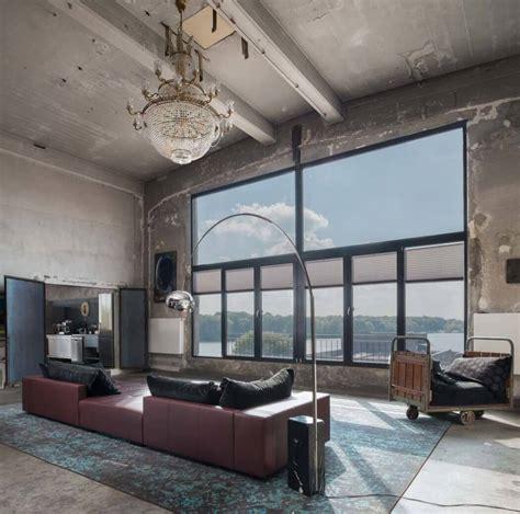 berlin penthouse  klemens renner archiscene