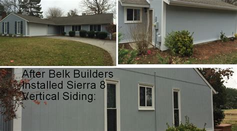 Fiber Cement Siding Installation Belk Builders Completes A Siding Replacement In South
