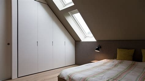 Schlafzimmer Im Dachgeschoss by Schlafzimmer Im Dachgeschoss Mit Besonderem Filzkopfteil
