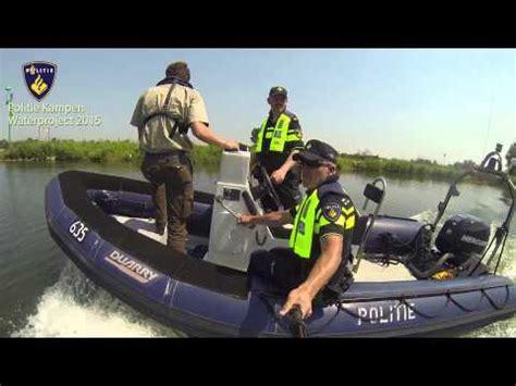 loosdrecht politie waterpolitie gooi vechtstreek loosdrechtse plassen doovi