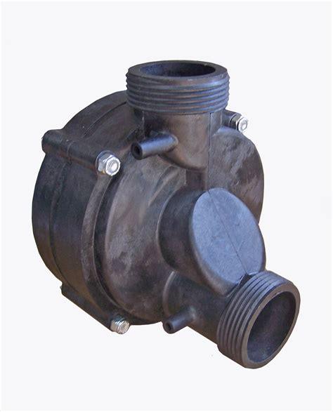 bathtub pump whirlpool bathtub pump wet end 1hp complete w impeller seal hydro thermix