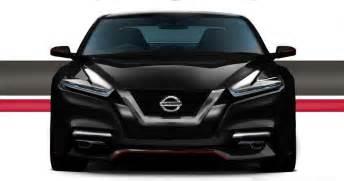 Nissan Maxima Nismo 2018 Nissan Maxima Nismo Design Features Specs Price