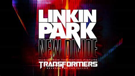 linkin park new divide testo linkin park new divide link hd