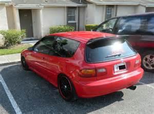 f s honda civic hatchback 1993 5800 obo