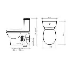 size of toilet toilet dimensions from wall pictures to pin on pinterest