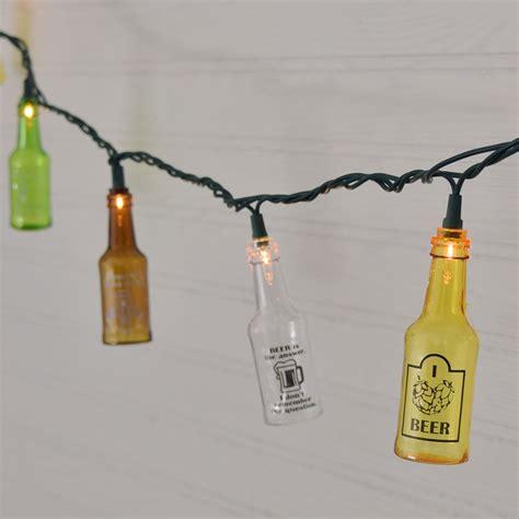 Novelty String Lights Bottle Med Art Home Design Posters