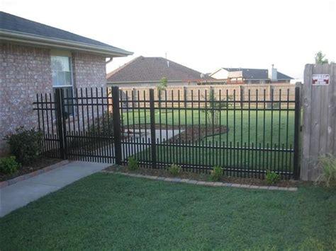 puppy fence panels echelon plus puppy panel aluminum fence aluminum puppy fence ameristar fence
