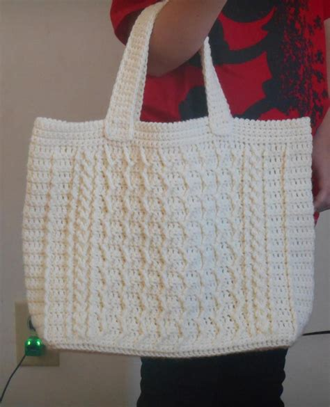 zig zag crochet purse pattern cabled zig zag bag crochet pattern