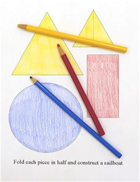 sailboat template for preschool halves boat preschool craft