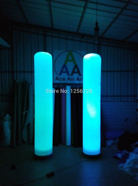 melinera led light decoration aliexpress com buy attractive led inflatable lighting