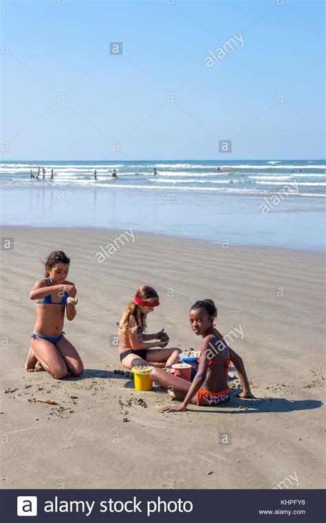 sao paulo brazil beach girls preteen stock photos preteen stock images alamy