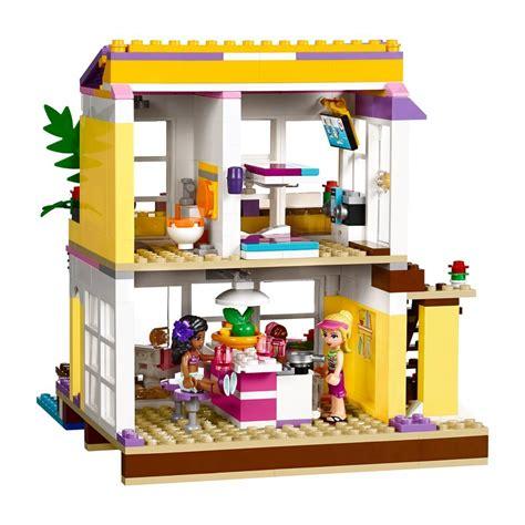 la casa sulla spiaggia lego friends 41037 la casa sulla spiaggia di