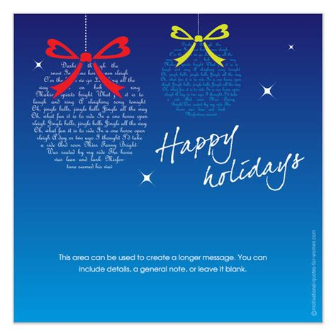 happy holidays email card template happy holidays blue invitations cards on pingg