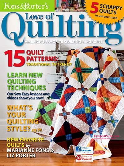 Digital Issue Of Quilting Marchapril 2005 of quilting january february 2013 187 pdf magazines