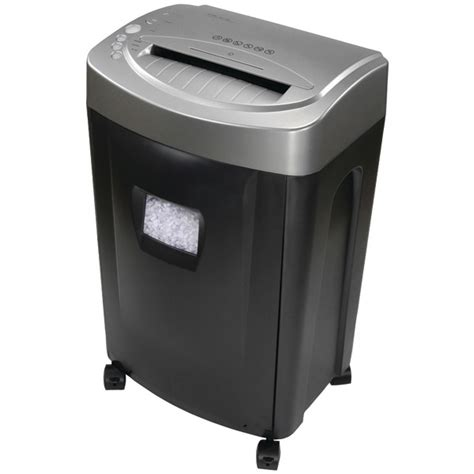 home shredder royal 29351x 14 sheet mc14mx micro cut shredder