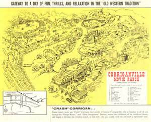 corriganville ranch and map