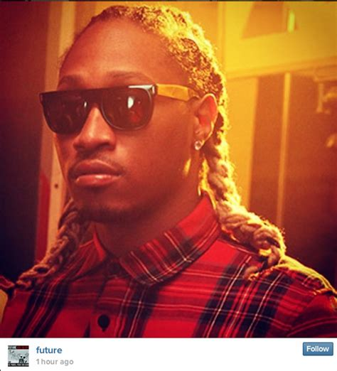 rapper hair stules future the rapper hairstyle www pixshark com images