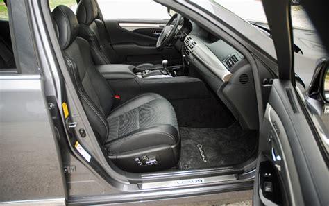 tire pressure monitoring 1994 lexus ls seat position control 2013 lexus ls 460 f sport review test drive
