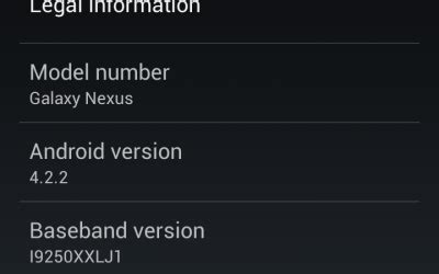 ota android официальное обновление android 4 2 2 ota доступно для samsung galaxy nexus gsm nexus 7 и nexus