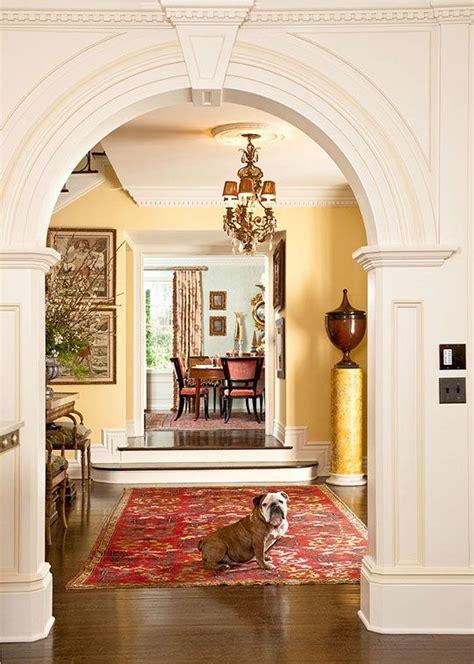 trim around arched doorway mi casa