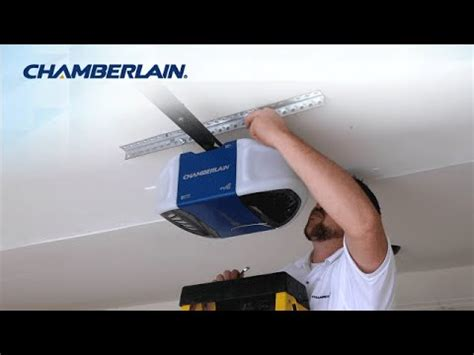 Chamberlain Garage Door Opener Belt Sags by Chamberlain Door Chamberlain Whisper Drive 3 4 Hp Garage