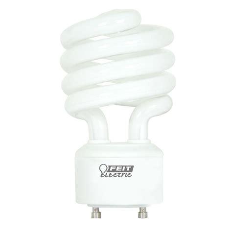 feit electric  watt equivalent soft white  spiral