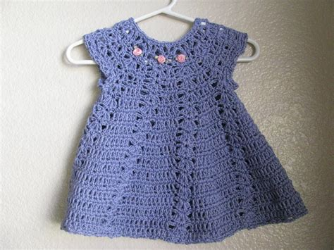 pattern crochet clothes easy crochet baby dress my latest project my first
