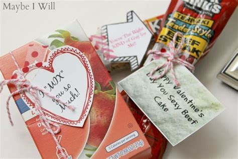 beef valentines 14 s gifts for your that lead up to one