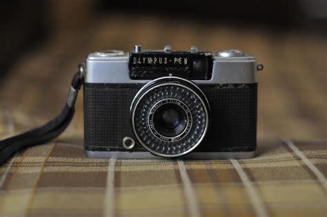 Kamera Olympus Pen kios engkong jual barang antik unik dan jadul kamera