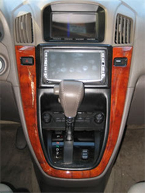 on board diagnostic system 2000 lexus rx electronic throttle control please help how to install double din head unit club lexus forums