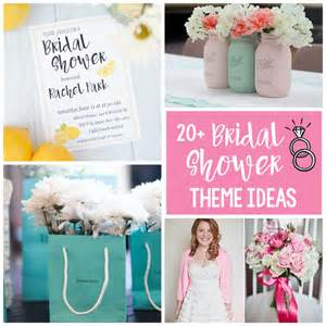 bridal shower theme ideas bridal shower theme ideas squared