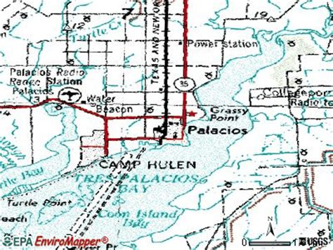 palacios texas map palacios texas tx 77428 77465 profile population maps real estate averages homes