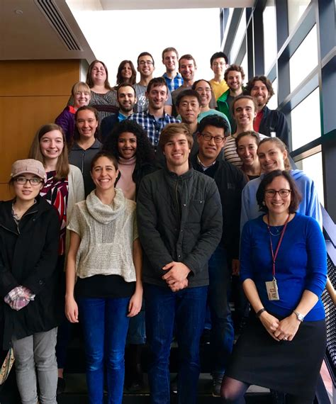 winter 2017 charm lab members