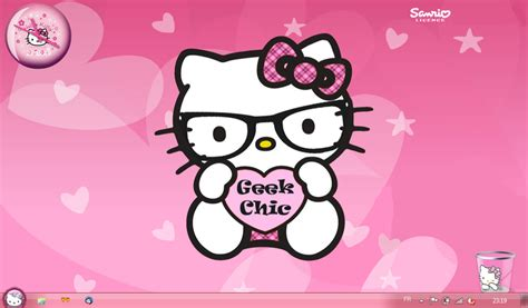 hello kitty pc themes free download my hello kitty theme for windows 7 starter by
