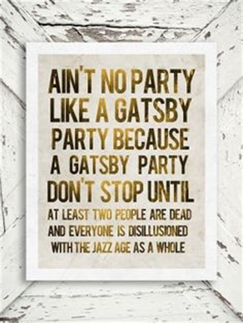 quotes of themes in the great gatsby jay gatsby party quotes quotesgram