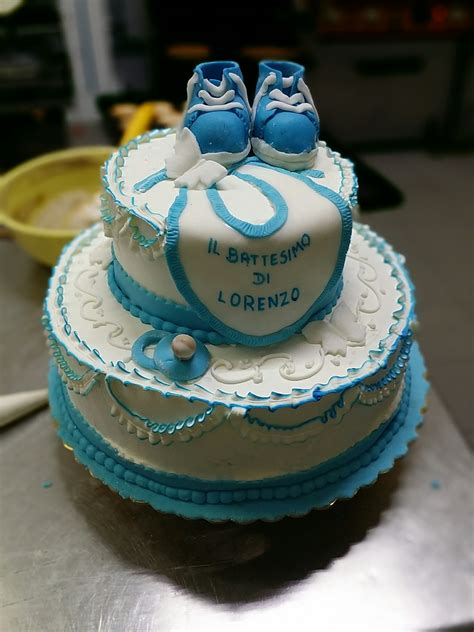 per bimbo torta per battesimo bimbo pasticceria dolcerende