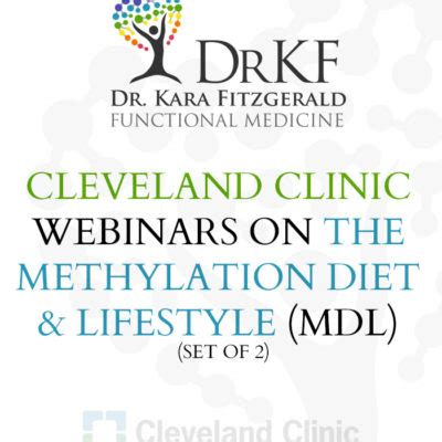Cleveland Clinic Detox Diet by Methylation Diet And Lifestyle Ebook