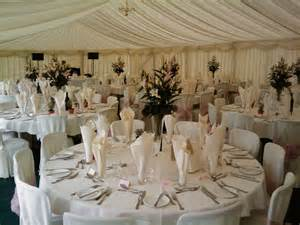 Wedding Hire Marquee Packages Regency Marquees Swindon Wiltshire