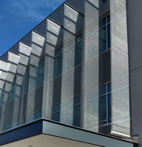 sun panels exterior sun panels wire mesh products inc