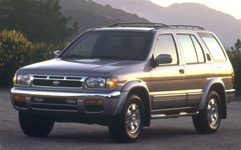 pathfinder nissan 1999 1999 nissan pathfinder information and photos momentcar