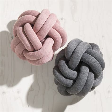 diy knot pillow knot pillows little fashion paradise