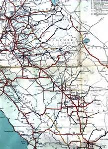 map california highways california map highway 99