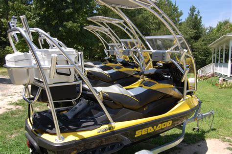 Jet Ski Fishing Rack by 1000 Images About Outdoor Stuff On