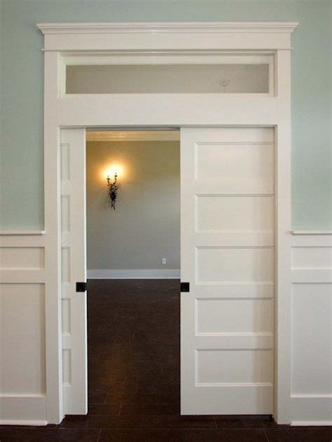 Interior Pocket Door 25 Best Ideas About Pocket Doors On Pinterest Interior Barn Doors Interior Sliding Barn